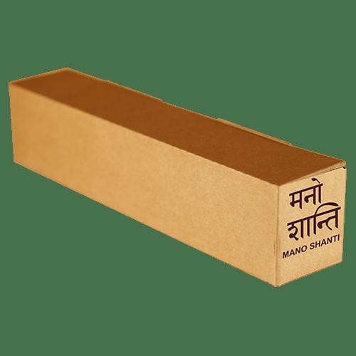 Carton Mano shanti